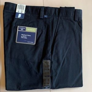 BRAND NEW - Dockers Pants - Black.